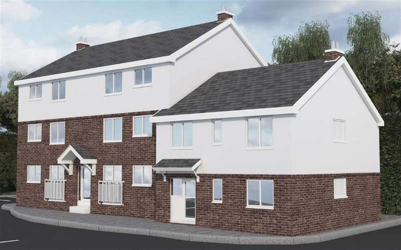 2 Bedrooms Apartment Flat for sale in Dyfatty Street, Swansea
