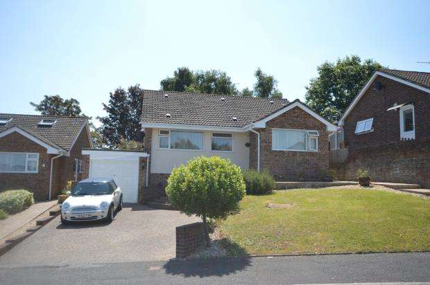 4 Bedrooms Detached Bungalow for sale in The Fairway, Pennsylvania, Exeter, Devon