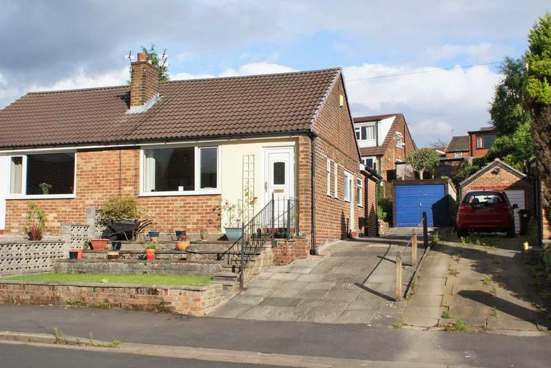 2 Bedrooms Retirement Property for sale in Bramhall Avenue, Harwood