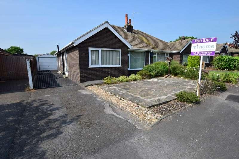 2 Bedrooms Semi Detached House for sale in Beech Avenue, Warton