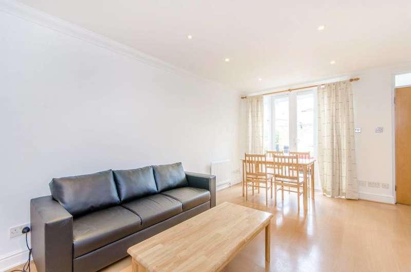 1 Bedroom Flat for sale in Doves Yard, Islington, N1
