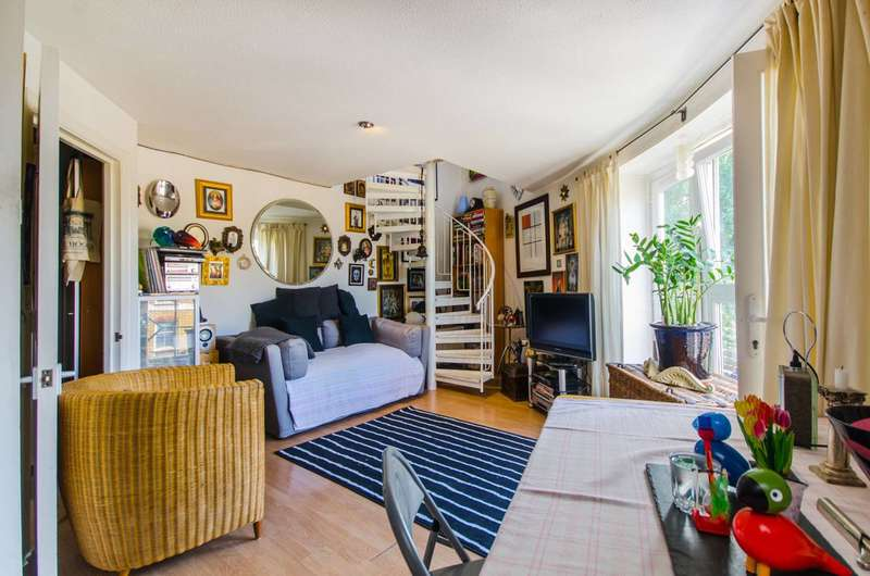 1 Bedroom Flat for sale in Croft Street, Deptford, SE8