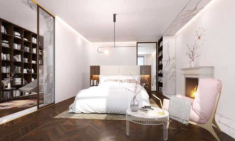 4 Bedrooms Flat for sale in Harrington Gardens, South Kensington, SW7