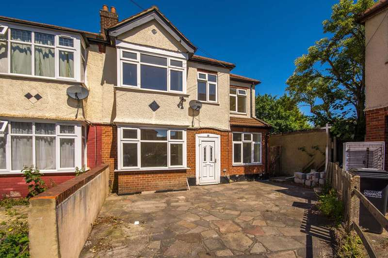 5 Bedrooms House for sale in Lakehall Gardens, Thornton Heath, CR7