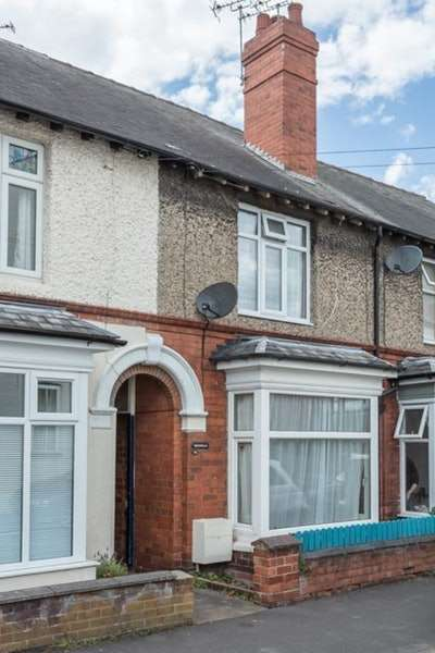 2 Bedrooms Terraced House for sale in weir street, lincoln, Lincolnshire, LN5