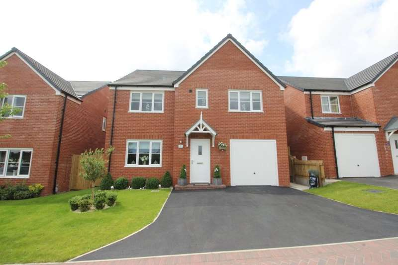 5 Bedrooms Detached House for sale in Admiral Way, Carlisle, CA1