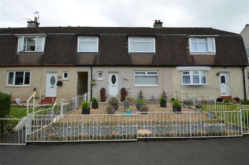 3 Bedrooms Terraced House for sale in Mansionhouse Avenue, Glasgow