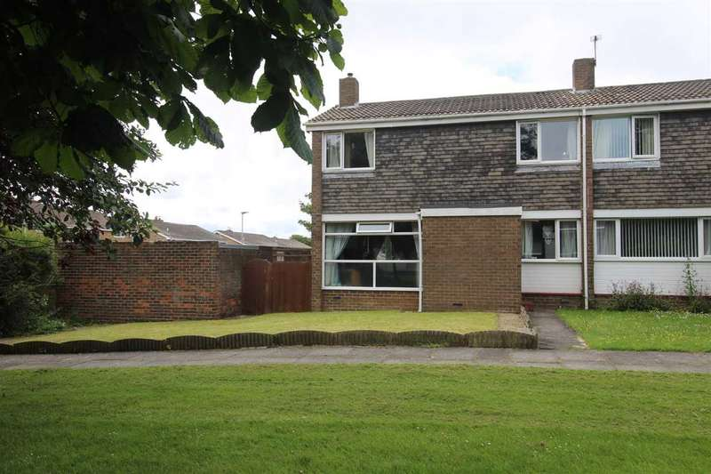 3 Bedrooms Terraced House for sale in Wilkwood Close, Collingwood Grange, Cramlington