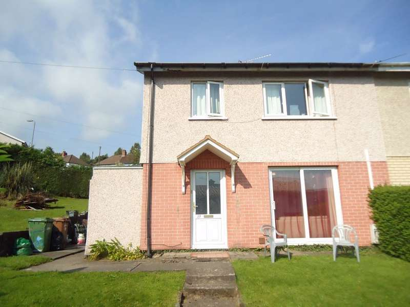 3 Bedrooms Semi Detached House for sale in Woodview Crescent, Risca, Newport, NP11