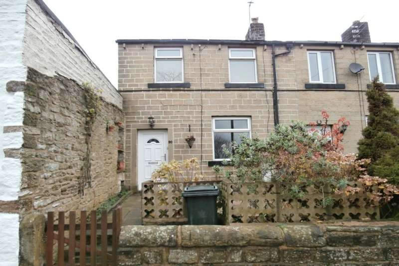 2 Bedrooms Property for sale in Bogthorn, Oakworth, KEIGHLEY, BD22
