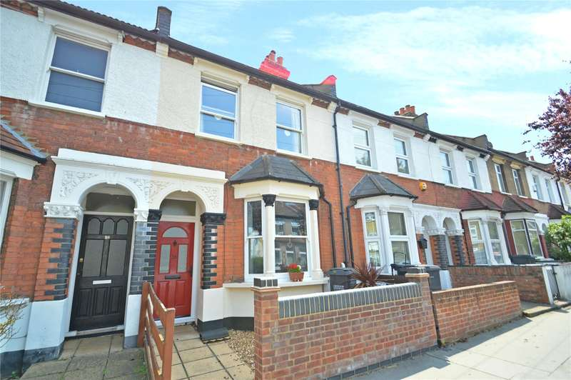 2 Bedrooms Terraced House for sale in Grasmere Road, London