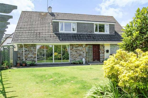 6 Bedrooms Detached House for sale in Lamorrick, Lanivet, Bodmin, Cornwall