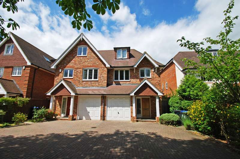 3 Bedrooms Semi Detached House for sale in Warwick Road, Beaconsfield, HP9