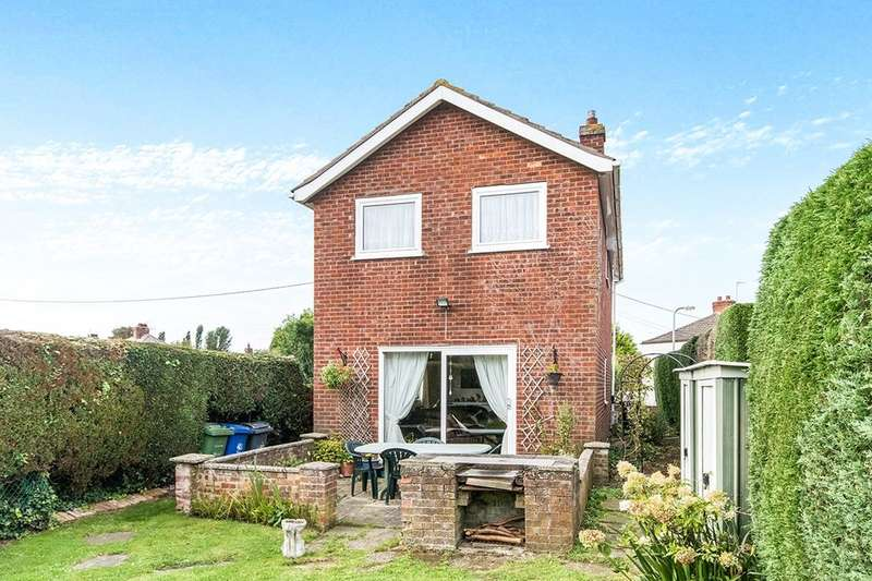3 Bedrooms Detached House for sale in Wragby Road, Bardney, Lincoln, LN3