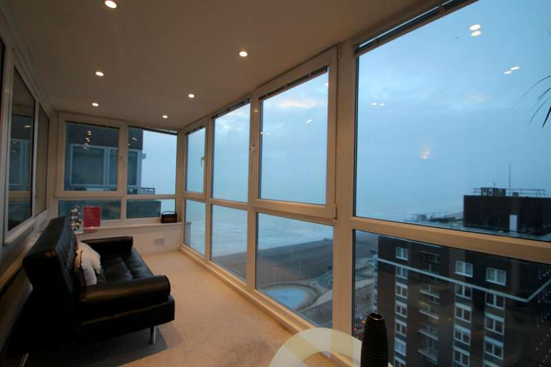 1 Bedroom Apartment Flat for rent in Bedford Towers, Brighton