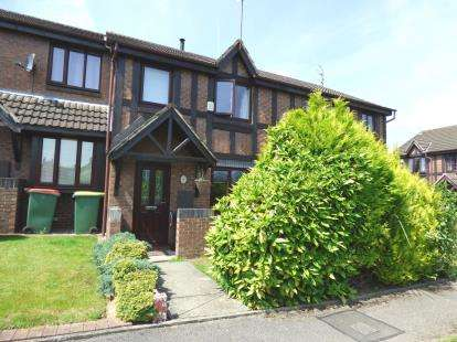3 Bedrooms Terraced House for sale in Greendale Mews, Ashton-On-Ribble, Preston, Lancashire, PR2