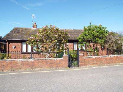 2 Bedrooms Bungalow for sale in Third Avenue, Talacre, Holywell, Flintshire, CH8