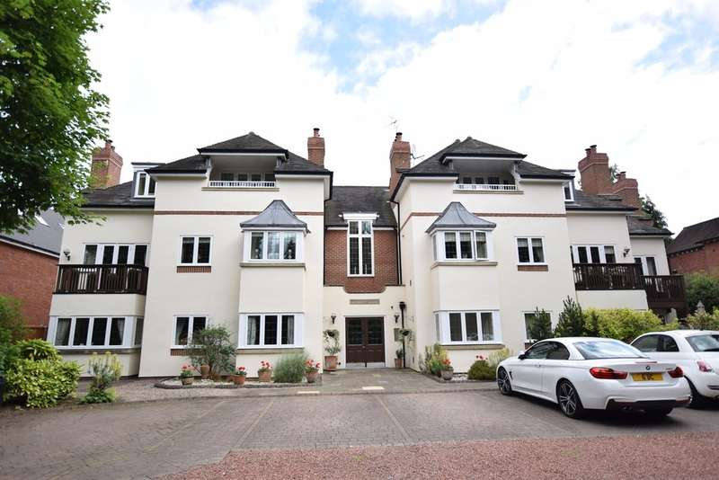 2 Bedrooms Flat for sale in Warwick Road, SOLIHULL, B91