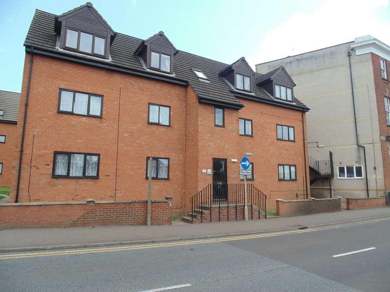 2 Bedrooms Flat for sale in Kensington House