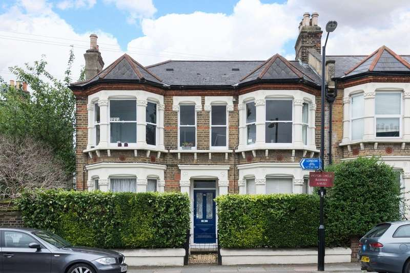 1 Bedroom Flat for sale in Dalrymple Road, Brockley, London