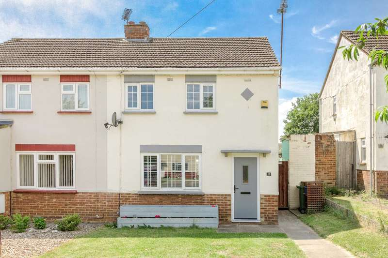 2 Bedrooms Semi Detached House for sale in St Pauls Road, Bletchley