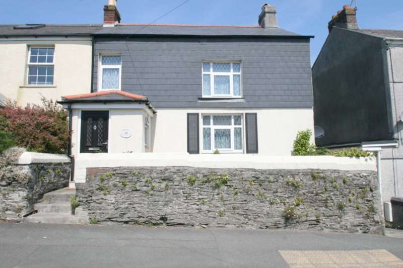 3 Bedrooms Semi Detached House for sale in Springfield Road, Elburton