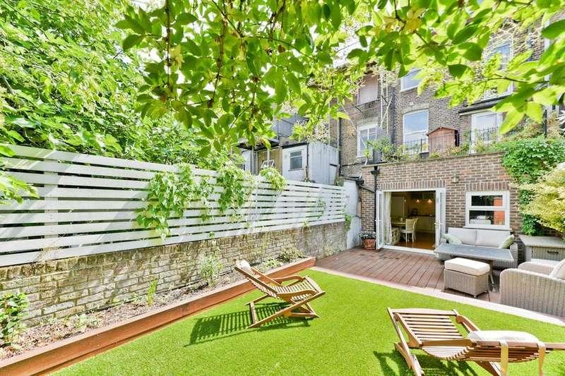 1 Bedroom Flat for sale in Blackstock Road, London N4