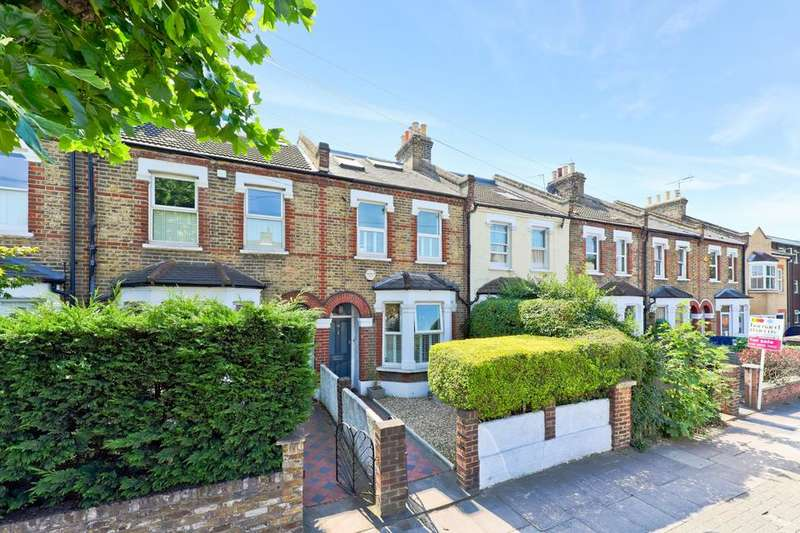 4 Bedrooms Terraced House for sale in Burntwood Lane, London SW17