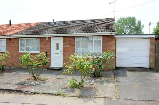 1 Bedroom Semi Detached Bungalow for sale in Duncroft Avenue, Coundon, Coventry