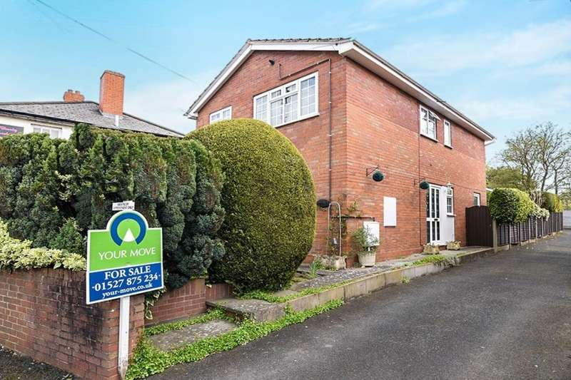 4 Bedrooms Detached House for sale in Worcester Road, Bromsgrove, B61
