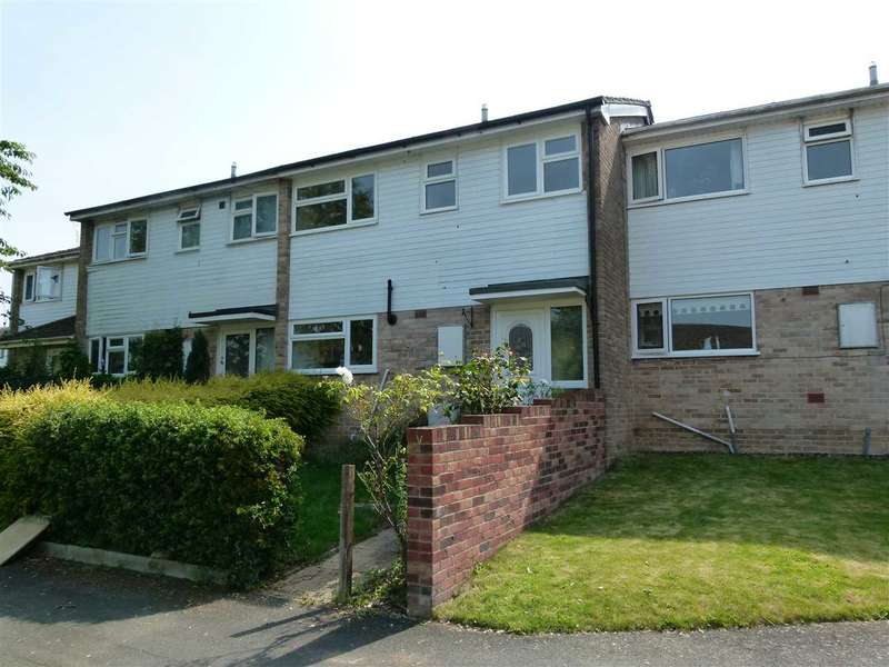 3 Bedrooms Terraced House for sale in Alliston Way, Whitchurch