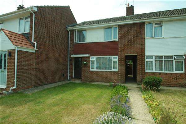3 Bedrooms Terraced House for sale in Paxton Avenue, Slough