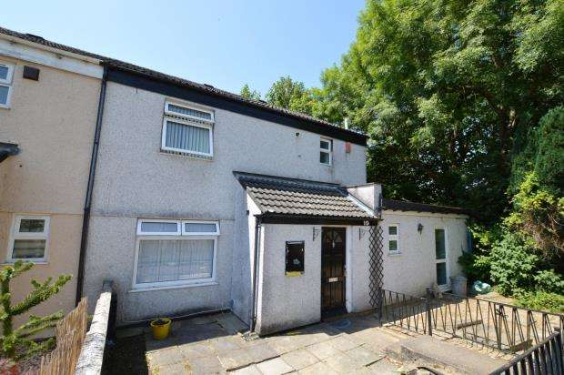 3 Bedrooms End Of Terrace House for sale in Rydal Close, Plymouth, Devon