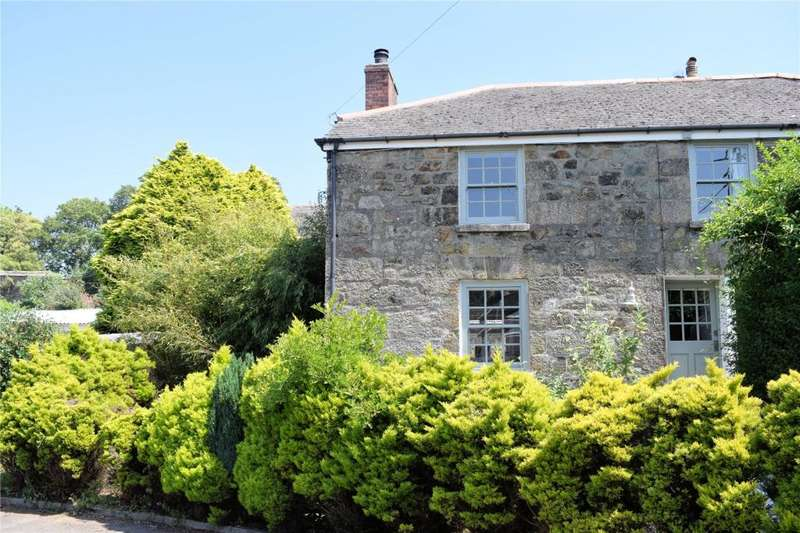 2 Bedrooms Semi Detached House for sale in Lady Street, Helston