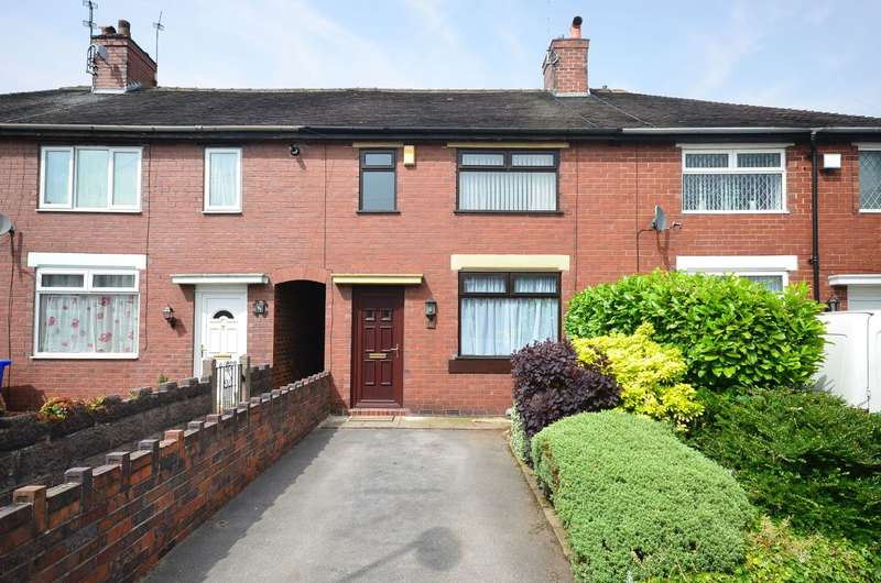 2 Bedrooms Terraced House for sale in ****NEW**** George Avenue, Meir, ST3 6DQ