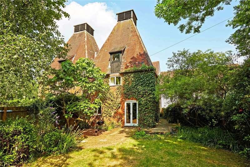 4 Bedrooms House for sale in Stone Cross Oast, Broad Lane, Stone Cross, Ashurst, Kent, TN3
