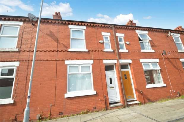2 Bedrooms Terraced House for sale in Newport Street, Salford, Greater Manchester