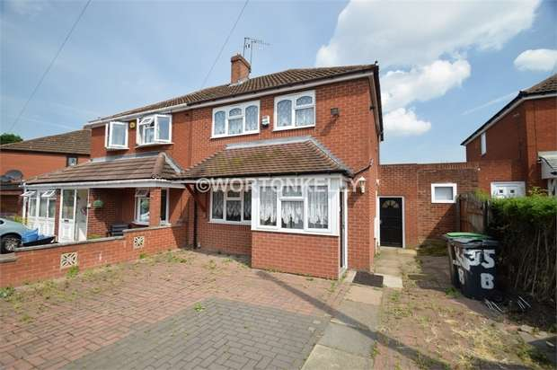 2 Bedrooms Detached House for sale in William Green Road, WEDNESBURY, West Midlands