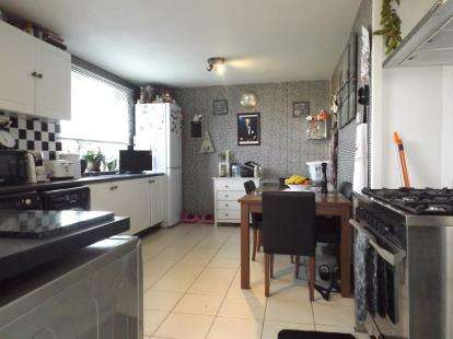 3 Bedrooms Semi Detached House for sale in Hillside Drive, Mastin Moor, Chesterfield, Derbyshire