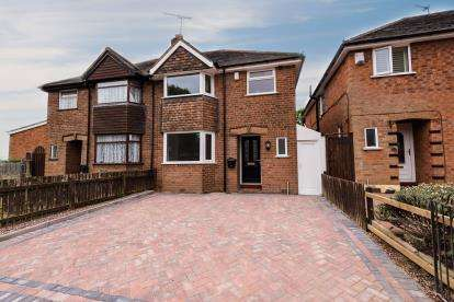3 Bedrooms Semi Detached House for sale in Barron Road, Northfield, Birmingham, West Midlands