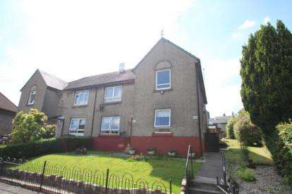 3 Bedrooms Flat for sale in Carnock Crescent, Barrhead