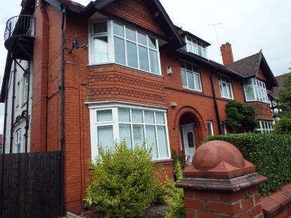 2 Bedrooms Flat for sale in Old Broadway, Manchester, Greater Manchester