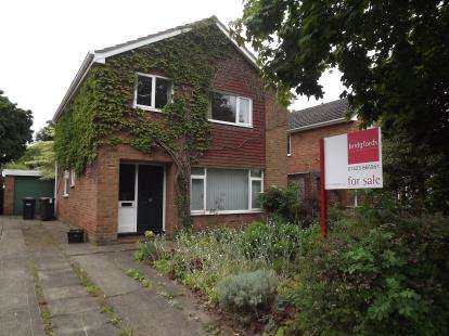 4 Bedrooms Detached House for sale in Dentdale Drive, Knaresborough, North Yorkshire, .