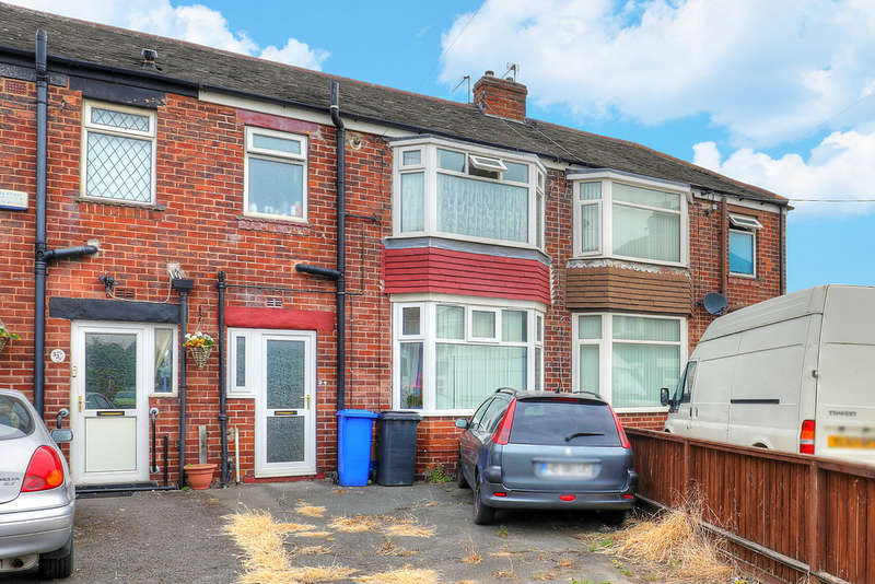2 Bedrooms Terraced House for sale in 34 Basford Drive, Darnall, S9 5BE