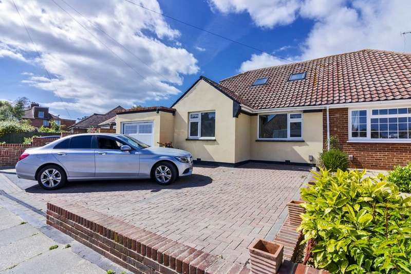 4 Bedrooms Chalet House for sale in Crabtree Lane, Lancing