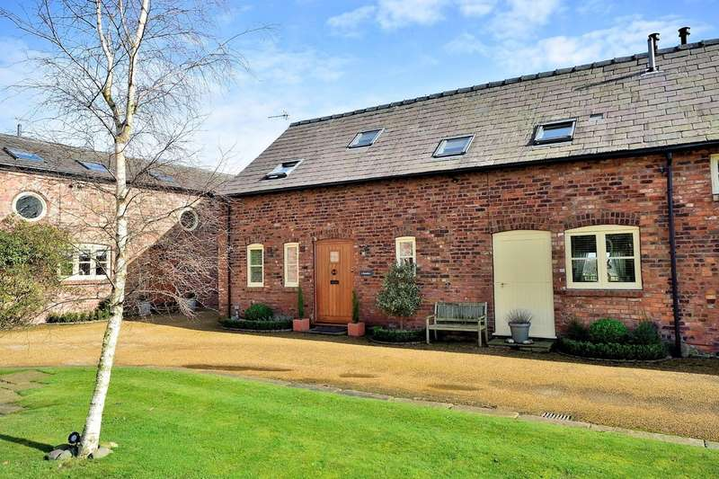 3 Bedrooms Unique Property for sale in Hallam Hall Barns, Summer Lane, Preston On The Hill, Cheshire