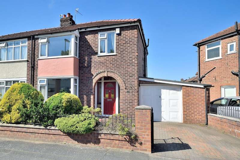 3 Bedrooms Semi Detached House for sale in Dover Road, Latchford
