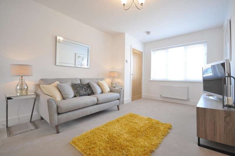 4 Bedrooms Detached House for sale in Plot 30, The Brookline, Riversleigh, Warton, Preston, Lancashire, PR4 1AH