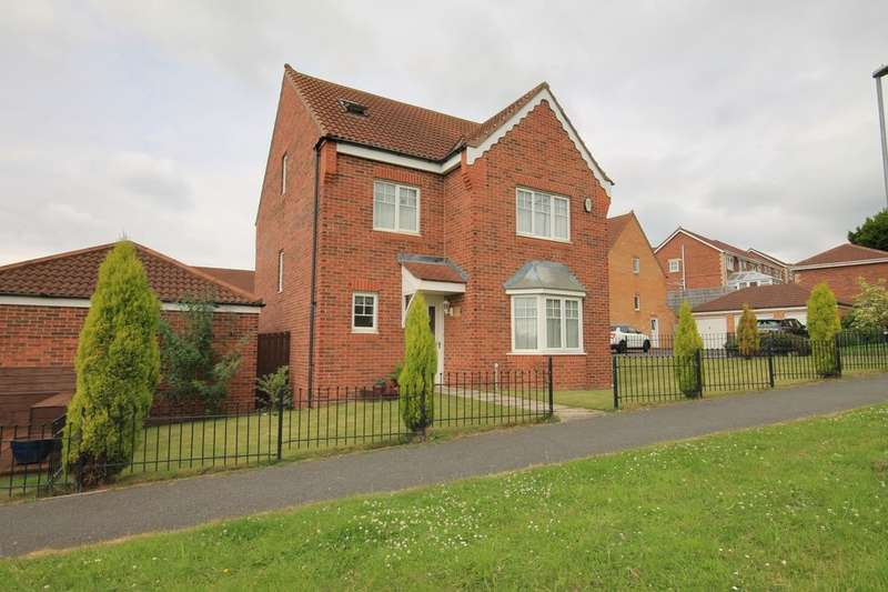 5 Bedrooms Detached House for sale in Leafield Close, Birtley, Chester Le Street, DH3