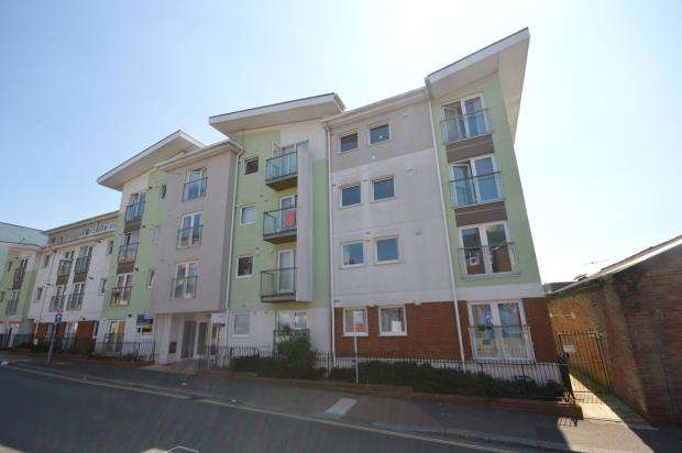 1 Bedroom Flat for sale in Wheaton House, Red Lion Lane, Exeter, Devon